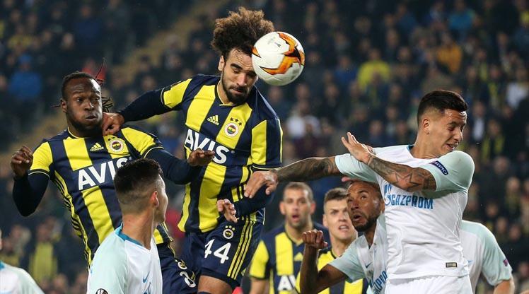 Uefa Avrupa Ligi Fenerbahçe